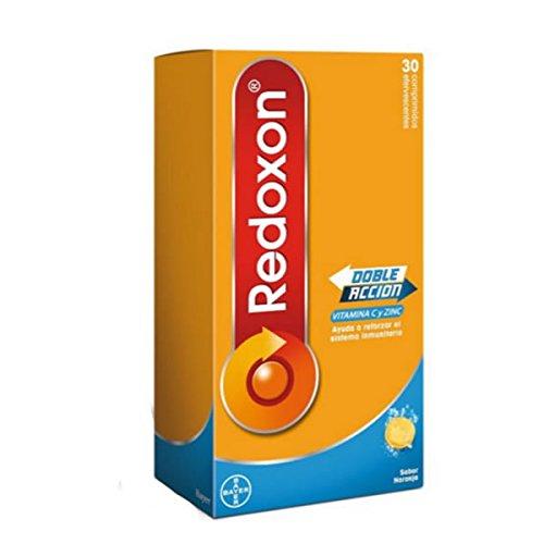 BAYER Redoxon eferv naranja 30 comp 1000 m: Amazon.es: Salud y cuidado personal