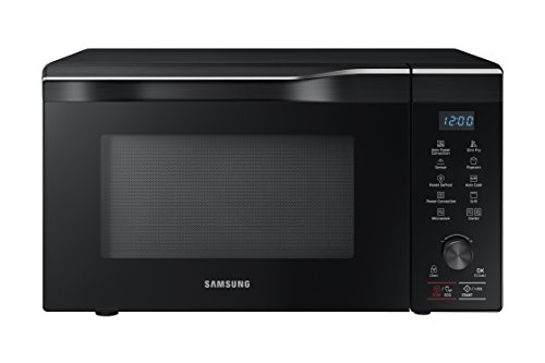 Samsung MC11K7035CG 1.1 cu. ft. Countertop Power Convection Microwave Oven with Sensor and Ceramic Enamel Interior