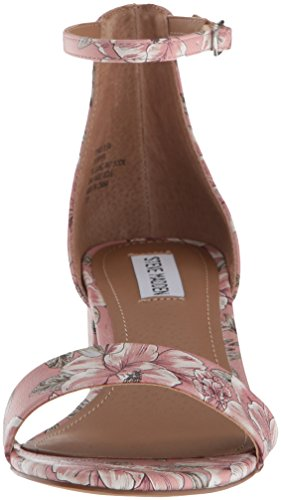 Sandal multi Steve Pink Dress Madden Heeled Irenee Women aPXSPgqF