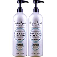 Original Sprout Hair & Body Wash 2N1 33 oz (2 pack)