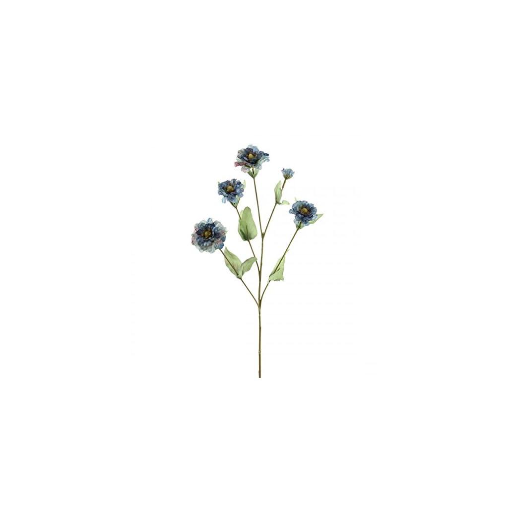 Shinoda-Design-Center-4-Piece-Faux-Zinnia-Spray-Set