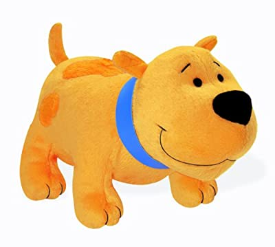 T-bone The Bulldog 8 Plush Stuffed Animal Toy from Yottoy