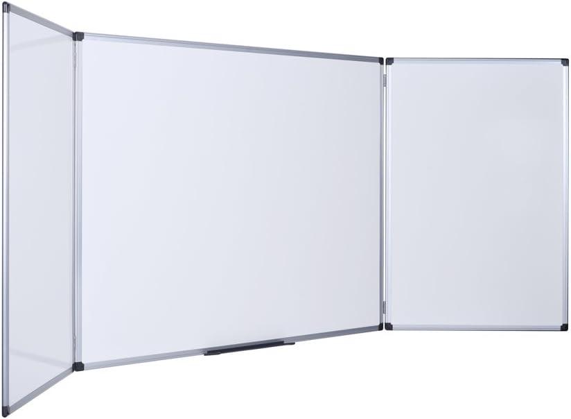 Bi-silque tR01020509170 trio maya peu tableau blanc-avec pieds de maintien