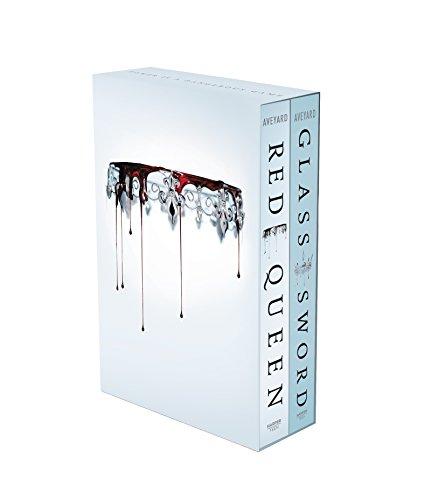 Red Queen 2-Book Paperback Box Set: Red Queen, Glass Sword