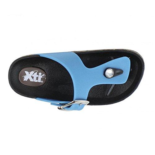Sandalen für Junge und Mädchen XTI 52457 G TURQUESA