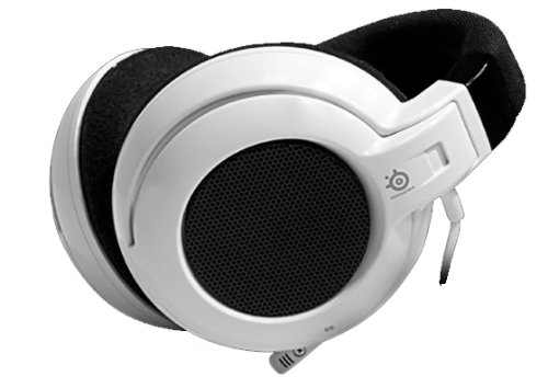 SteelSeries Siberia Neckband Headset for Apple iPad, iPod, and iPhone (White)