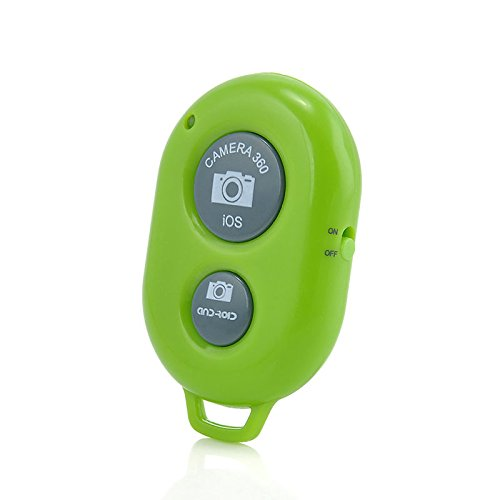 x-view-proton-jade-green-wireless-bluetooth-camera-shutter-remote-self-timer-control-for-all-android