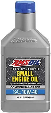 Amazon Com Amsoil 10w 40 Small Engine Synthetic Motor Oil 1