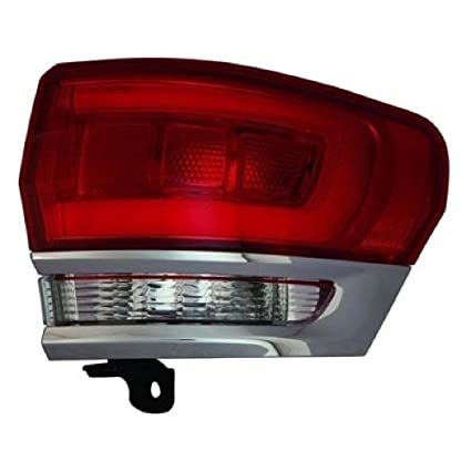 Amazon go parts compatible 2014 2015 jeep grand cherokee rear go parts compatible 2014 2015 jeep grand cherokee rear tail light lamp assembly aloadofball Image collections