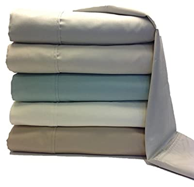 Blissful Living 800 Thread Count Cotton Rich 4-6 Piece Sheet Set - INCLUDES EXTRA PILLOWCASE(S)! Super Soft, Hotel Quality Luxury