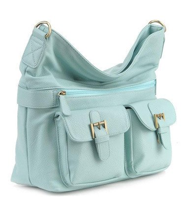 Jo Totes Gracie Camera Bag, Mint by Jo Totes