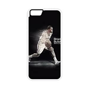 iPhone 6 4.7 Inch Cell Phone Case White hb06 deron williams brooklyn bullet nba basketball sports FY1399915