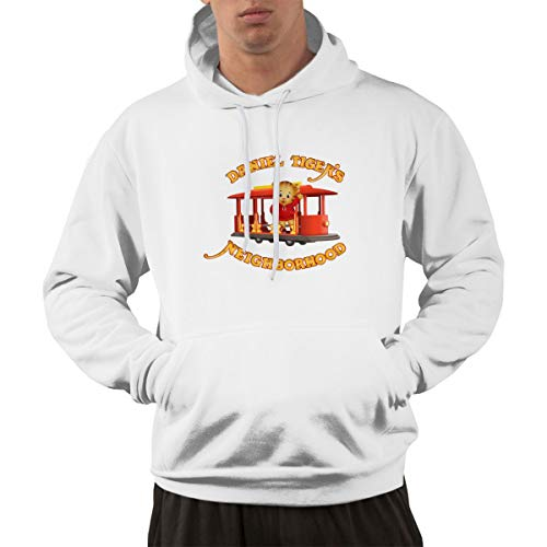 Pautabely Man Daniel Tiger's Neighborhood Classic Sweatshirts for sale  Delivered anywhere in Canada