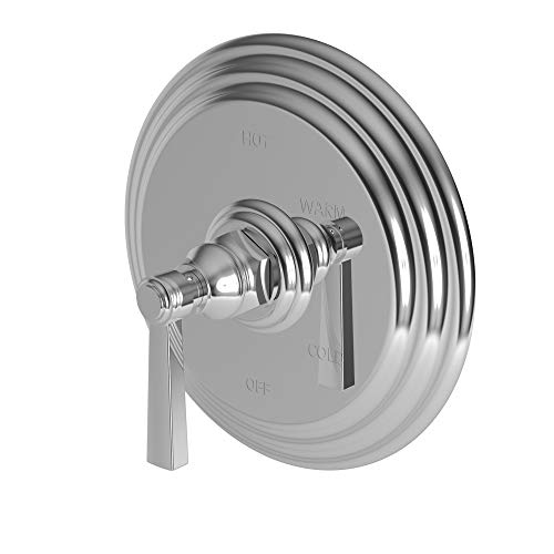 Balanced Pressure Shower Trim Plate with Handle. Less showerhead, arm and flange. 4-914BP POLISHED CHROME