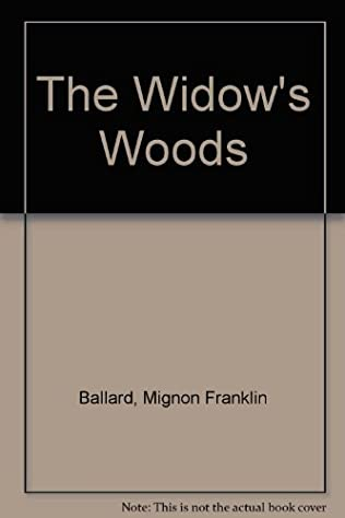 book cover of The Widow\'s Woods