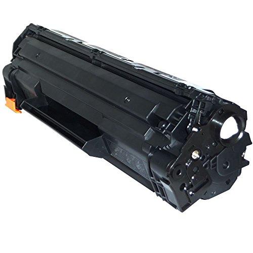 Skrill 36A Compatible Toner Cartridge for HP Laserjet   P1505, M1120 and M1522 MFP  Black   CB436A