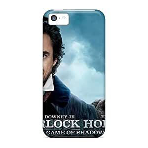 end For Iphone 5/5s (sherlock Holmes A Game Of Shadows) High-definition iphone Hot Fashion Design Cases Covers covers Runing's case