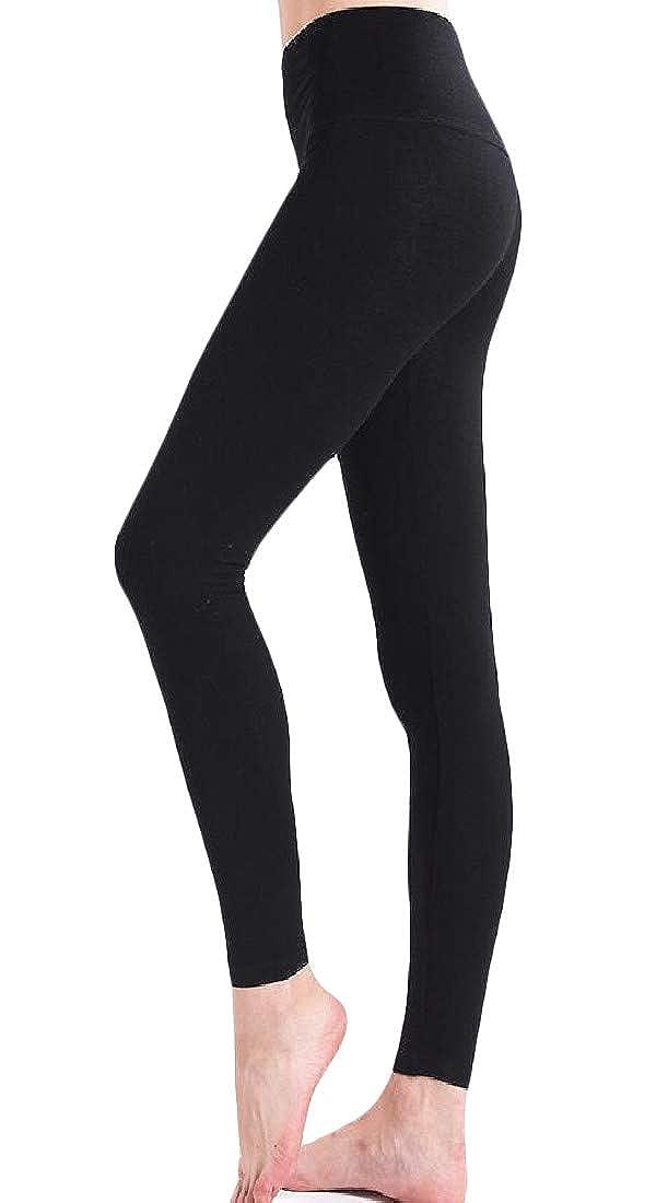 Cromoncent Womens Bottom Legging Butt Lifting Underwear Slim Fit Thermal Johns