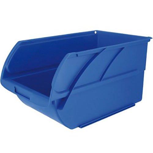 Caja organizadora transparente 118x90x22mm con 6 compartimentos plastico C17610 AERZETIX