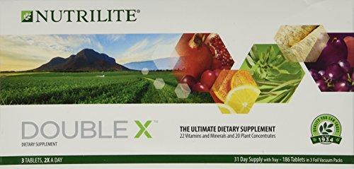 Double Nutrilite X vitamine/minéral/Phytonutriment offre de 31 jours (avec arrêt)