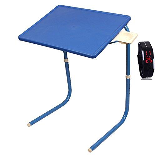 Multi Surya Table Table Mate Multi Table Blue Color Wit