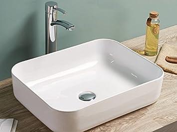 Waschbecken modernes design  Design Keramik Waschtisch Aufsatzwaschbecken Waschschale ...