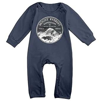 Everest Expedition Climb Alaska - Mono de esquí para bebé (manga larga)