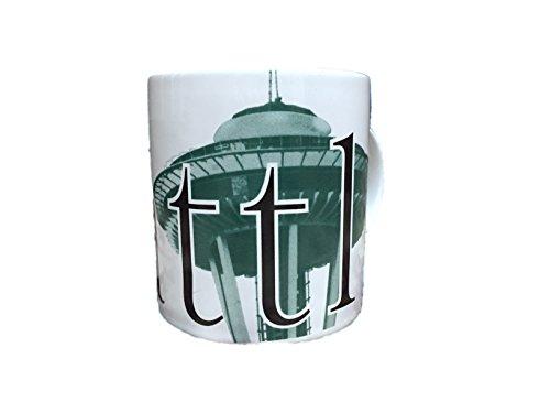 Starbucks Seattle Collector Series Needle City Mug - Sandhill Mall