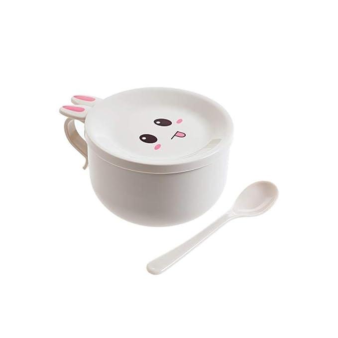 LXZWAN Cuenco Redondo De Cereal/Sopa De Acero Inoxidable Mixto ...