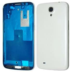 White Battery Door Back Cover Case Housing for Samsung Galaxy Mega 6.3/i9200