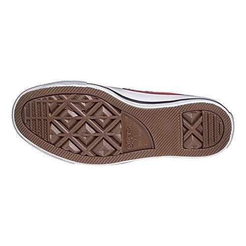 Star Rojo Converse Ox Zapatillas Chilli Paste All qpz4WEwFx
