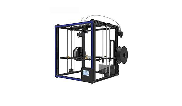 Escritorio 3D Impresoras Reanudar la función de impresión del Ministerio del Interior de Doble Uso de la impresora de alta precisión y gran tamaño de escritorio de gran tamaño de la impresora