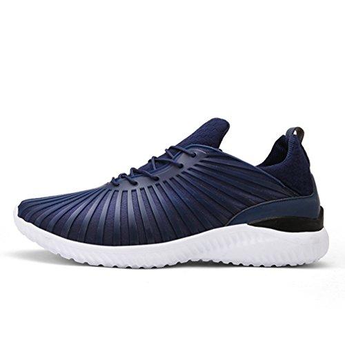 LFEU - botas de caño bajo Unisex adulto bleu or