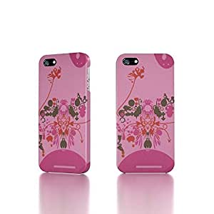 Apple iPhone 4 / 4S Case - The Best 3D Full Wrap iPhone Case - Pink