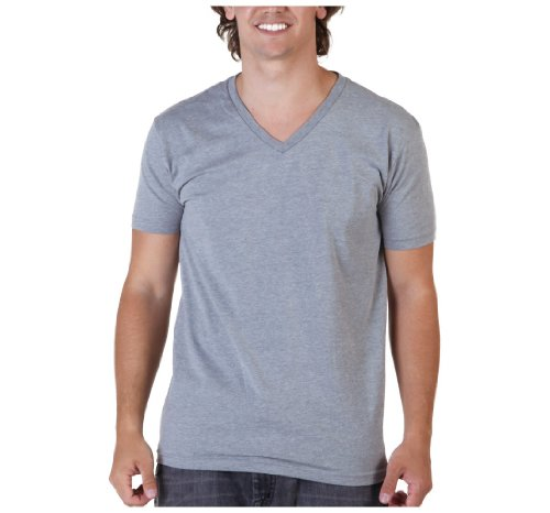 6034b80c46eb Next Level 6240 NL Mens CVC V Neck Tee - Buy Online in Oman.   Apparel  Products in Oman - See Prices, Reviews and Free Delivery in Muscat, Seeb,  Salalah, ...