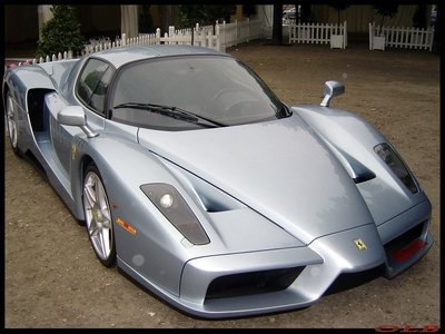 Enzo Ferrari 24X36 Banner Poster RARE #RWF342390 ()