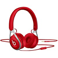 Beats EP On-Ear 3.5mm Wired Headphones (Red or White) - Refurbished