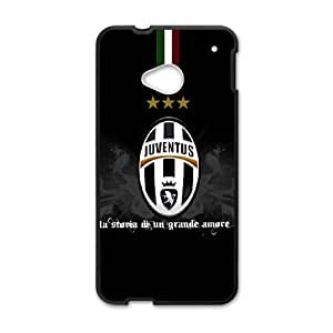 HTC One M7 Cell Phone Case Black Juventus Football BYP Durable Design Phone Case
