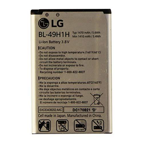 LG BL-49H1H 1470mAh Replacement Battery for Verizon LG VN220 Exalt (Lg Exalt Cell Phone)