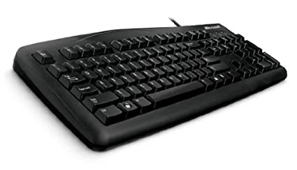42a0e646300 Image Unavailable. Image not available for. Color: Microsoft Wired Keyboard  200 (Black)