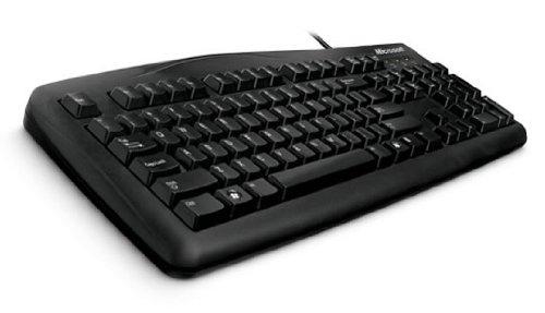 200 Buffalo - Microsoft Wired Keyboard 200 (Black)