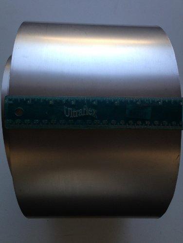 Titanium Foil 99.6%, 0.5mm x 200mm x 200mm by Solution Materials, LLC