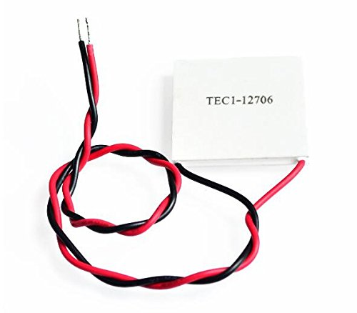 TEC1-12706 please choose us LILIERS 1PCS TEC1 12706 12V 6A TEC Thermoelectric Cooler Peltier If you want good quality