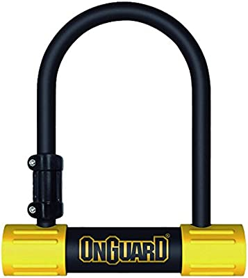 """OnGuard Combo Mini U-Lock 3.55 x 5.52/"""""""