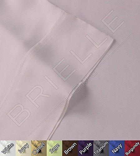 Brielle Bamboo Sheet Rayon Queen