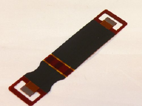Panasonic YEAP2790 FLEX RIBBON CABLE FROM FACEPLATE TO MAIN PRINTED CIRCUIT BOARD (PCB)