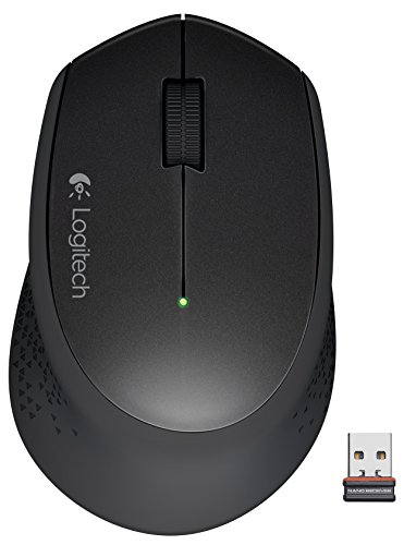 Logitech Wireless Mouse, Black