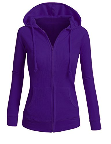 ViiViiKay Womens Casual Thermal Knitted