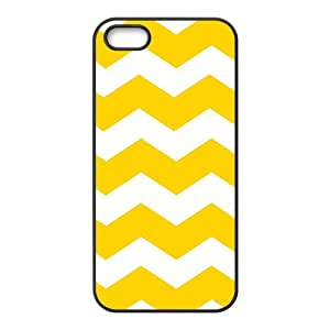 Custom Chevron Stripes Pattern Durable Protector Back Cover Case for iPhone 5 5s TPU