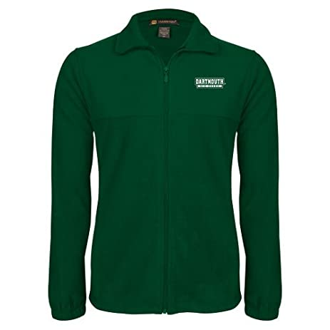 Amazon.com: Dartmouth Fleece Full Zip Dark Green Jacket 'Dartmouth ...